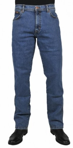 Wrangler Jeans Texas Stretch - stonewash, Größe:W40 L32