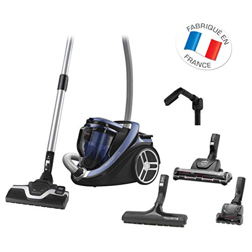 ROWENTA Aspirateur sans Sac Silence Force Cyclonic 4A+ 'Animal Care Pro'