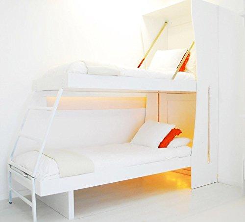 Night&Day New Armadio Bed Letto a castello a scomparsa
