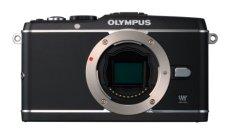 Olympus - Olympus E-P3 Negra (cuerpo)