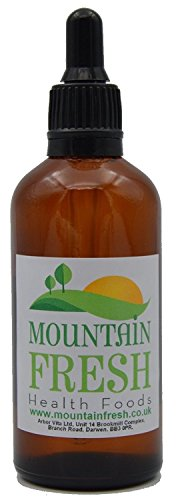 Mountain Fresh Organic Cayenne Pepper Capsicum Annuum Non Alcoholic Tincture, 100 ml
