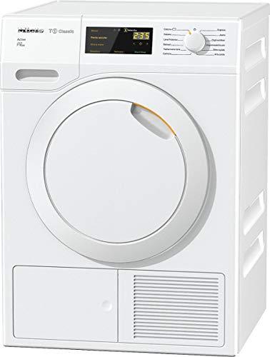 Miele TDB230WP Active Asciugatrice a pompa di calore, Tumble Dryers (Libera installazione, Carico...