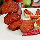 Nduja Calabrese Spicy Spreadable Sausage 400 gr - Italian Artisan Food