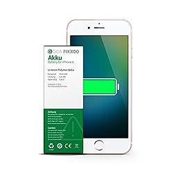 Kaufen GIGA Fixxoo iPhone 6 Akku zum Wechseln bei Defekter Batterie, Einfache Installation, 100% Kompatibel mit Apple - (kein Set)