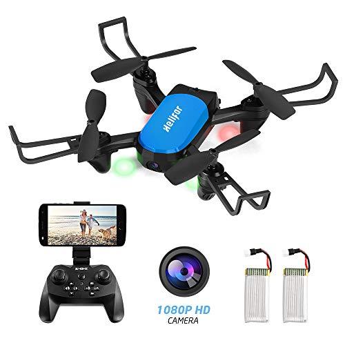 HELIFAR Z45 FPV Drone 1080p HD Camera Live Video, per Adulti e Principianti, Drone con Telecamera...