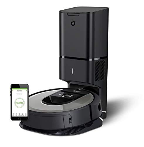 iRobot Roomba i7+ (i7556) Robot aspirapolvere WiFi, svuotamento automatico, adatto per chi ha...