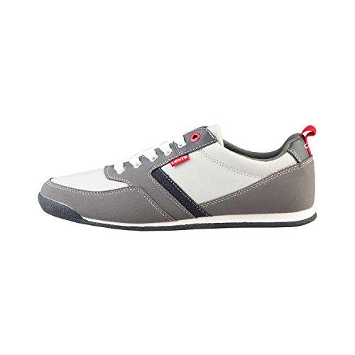 Levi' S Zapatillas Blanco/Gris EU 46