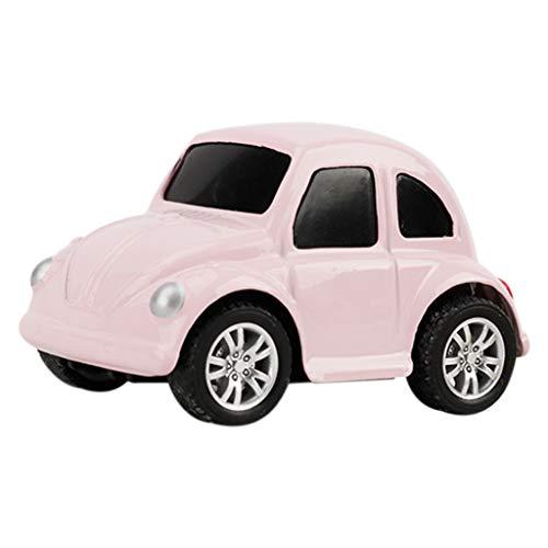 JERFER Mini Veicolo Tirare Indietro Auto con Colori Vivaci Regali Creativi per I Bambini