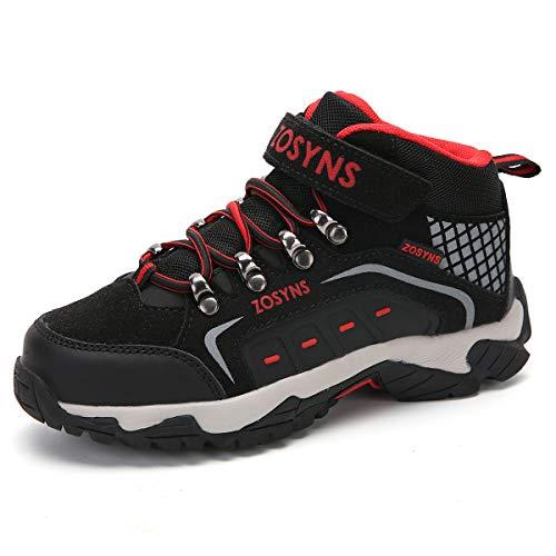 Kinder Wanderschuhe Jungen Trekking Schuhe Stiefel für Mädchen...