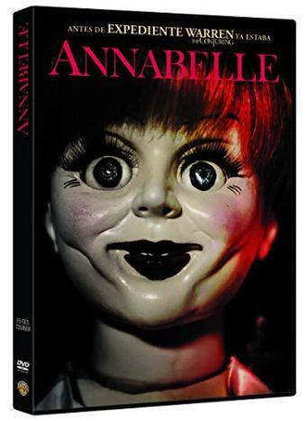 Annabelle-Halloween-DVD