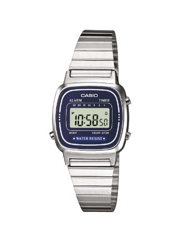 Casio Collection LA670WEA-2EF - Orologio da polso Unisex