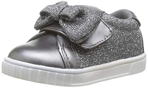 Chicco Scarpa Cipria, Sneaker Bambina, Grigio (Acciaio 080), 20 EU