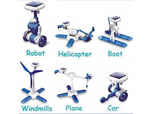 4138oGzoX5L - Robot solar. kit solar 6 en 1