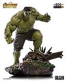 Iron Studios Avengers Infinity War - Statuette BDS Art Scale 1/10 Hulk 25 cm