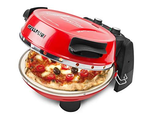 G3Ferrari G1003202 Pizzeria Snack Napoletana Forno Pizza Plus EVO, 1200 W