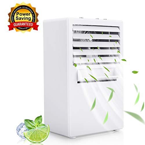 Winload Raffreddatore D'aria Evaporativo, 3 in 1 Portatile Refrigeratore D'aria, Condizionatore...