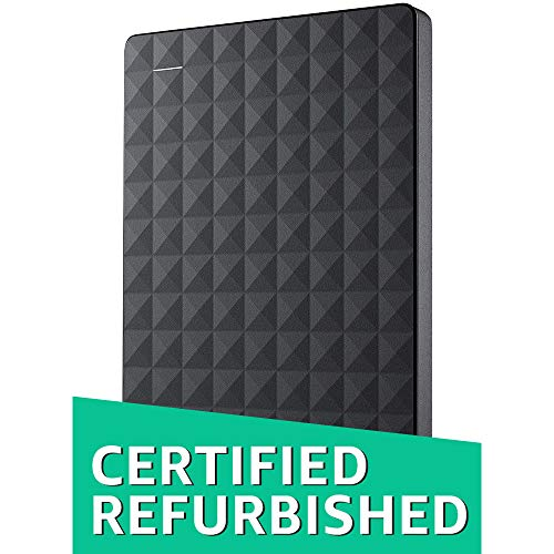 Seagate Expansion Portable, portatile esterno HDD USB 3.0, PC & PS4, Capacità:2.000GB (2TB)