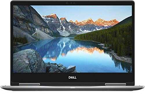 Dell Inspiron 7373 Intel Core i7 8th Gen 13.3-inch FHD Touchscreen 2-in-1 Thin and Light Laptop (16GB/512GB SSD/Windows 10 Home/MS Office/Silver/1.63Kg)