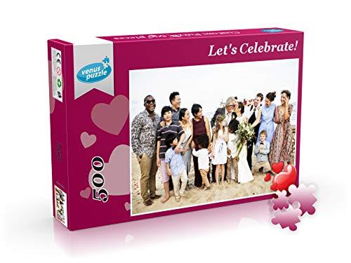 Puzzle Personalizzabile con Foto da 500, 1000, 2000 Pezzi