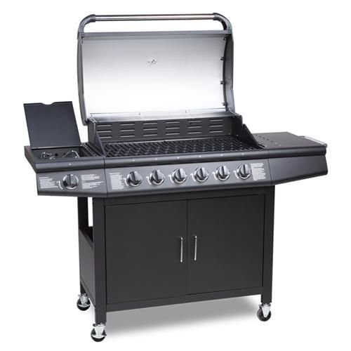 When we reviewed the CosmosGrill 6 +1 Deluxe BBQ by FirePlus, we new it was a good quality BBQ instantly. After much debate we decided to award this model our 'Best Pick' award for 2018 as we think its a better model than our previous 'Best Pick', the Everest 3 Burner Gas Barbecue  as we think its better suited for families of 3 or 4 while still offering enough cooking space for when you have friends and family around or garden parties.