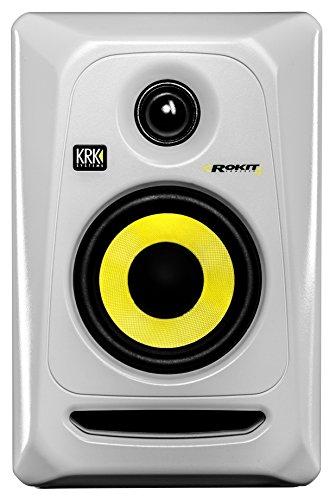 KRK RP4G3W - Monitor de estudio, color blanco