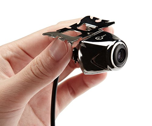 Esky EC170-08 Mini Auto Kfz Rückfahrkamera 170° Winkel mit 5,8M Kabel, Wasserdicht