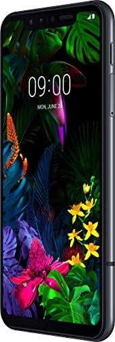 LG G8s Smartphone (15,77 cm (6,21 Zoll) OLED Display, 128 GB interner Speicher, 6 GB RAM, DTX:X Sound, Android 9) Mirror Black
