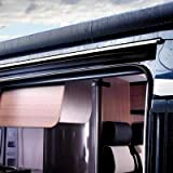 Dometic RainTec RT 100 LED Regenrinne schwarz
