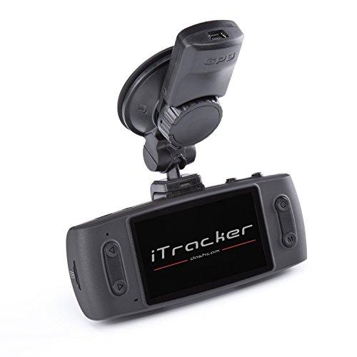 iTracker GS6000-A12 GPS WiFi Autokamera Dashcam 2K 1440p SuperHD 1296p Dash-Cam