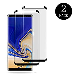 Kaufen Mr.Twinklelight 2er Samsung Galaxy Note 9 Panzerglasfolie Schutzfolie, [3D Vollständige Abdeckung] [9H Härte] [Anti Kratzen] [Anti Öl] [Anti Bläschen] [Anti Fingerabdruck] [Hohe Transparenz] Displayschutzfolie für Samsung Galaxy Note 9