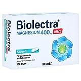 Biolectra Magnesium 400 mg ultra Kapseln, 100 St. Kapseln