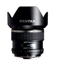 Pentax 45MM F.2.8 FA SMC 645 - Objetivo para cámara réflex