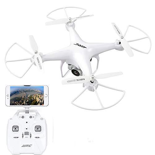 40 Minuti di Tempo di Volo RC Drone, H68 FPV Quadcopter con 720P HD Fotocamera Live Video...