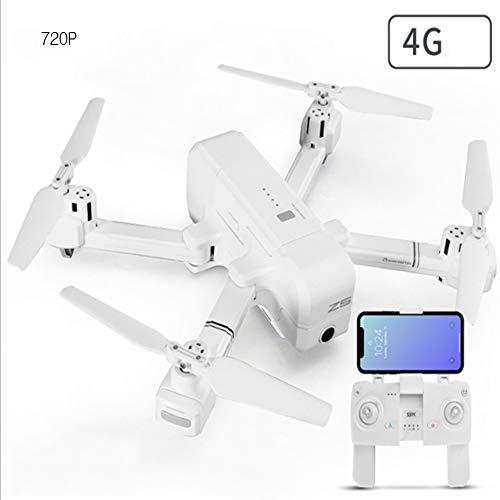 YFQH Droni Telecomandati, Pieghevole Drone Outdoor 720p Telecomando 4g Ripresa A Punto Fisso per...