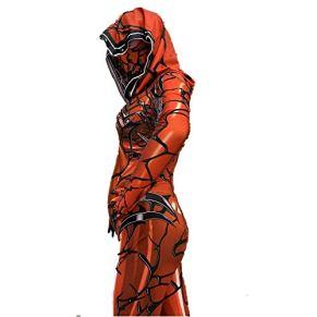 2REMISE Marvel Mujer Gwen Spider-Man Juega Veneno Disfraz Gwen Halloween Spider-Man Cosplay Medias