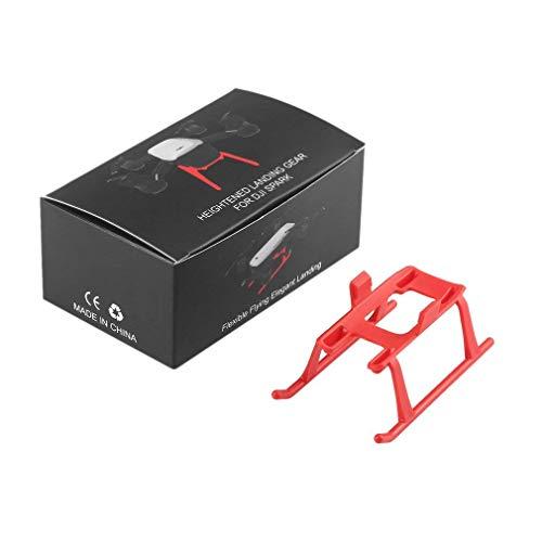 Ogquaton Accessori per droni di qualità Premium per aeromobili Modello con supporto esteso Carrello...