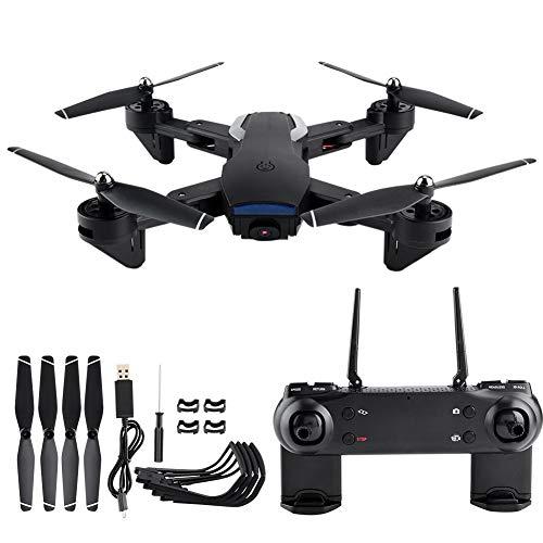Zer one1 L107 Smart Follow Quadcopter Ottica a Scorrimento Ottico Tenere premuto Drone videocamera WiFi(Nero)