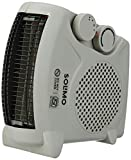 Amazon Brand - Solimo 2000-Watt Room Heater (Beige, Ideal for small to medium room/area)