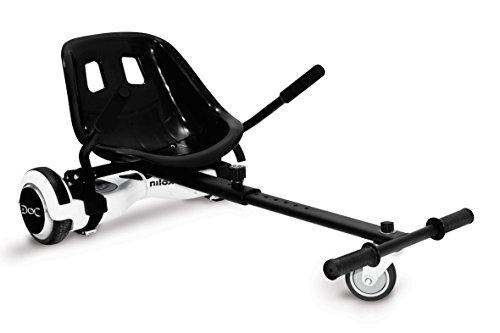 Nilox 2, Kart, Compatibile con Tutti i Self Balance Scooter Elettrici e Prodotti con Forma Similare...