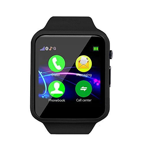JiaMeng Smartwatches - Orologio di fitness impermeabile IP67 Tracker GPS intelligente orologio...