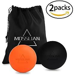 MOSSLIAN Pelota Masaje,Terapia Física,Liberación Miofascial,Relajación Muscular