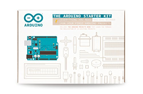 Arduino Starter Kit per principianti K000007 [manuale in lingua inglese]
