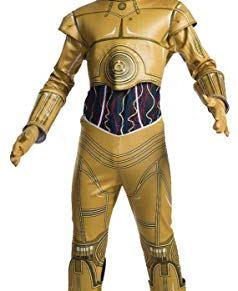 Rubies C3PO - Star Wars - Disfraz de Disfraces para niños - Mediano - 132 cm - Edad 5/7