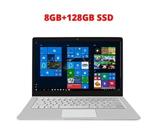 Jumper EZbook S4 display da 14 pollici 8 GB RAM da 128 GB notebook portatile ROM Intel Celeron J3160...