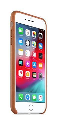Apple Coque en Cuir (pour iPhone8 Plus / iPhone 7 Plus) - Havane 6