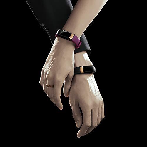 siroflo Fitness Tracker, Montre Connectée Tracker d'Activité IP67 étanche, Smartwatch Bracelet Bluetooth Podomètre avec Moniteur de Sommeil/... 29