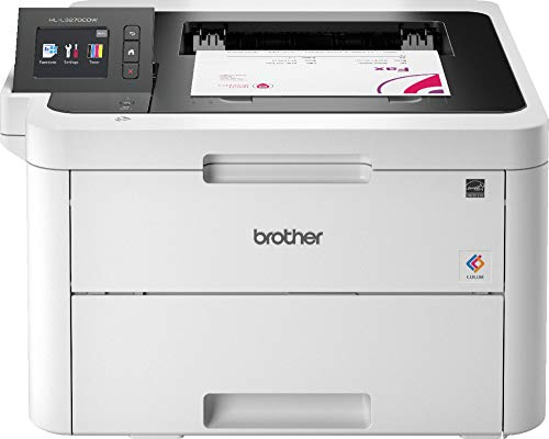 Brother HLL3270CDWYY1 Stampante a Colori LED, 24 ppm, Wi-Fi, Ethernet, NFC, USB 2.0 Hi-Speed,...