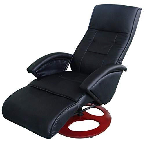vidaXL Poltrona Massaggiante Elettrica Riscaldante Reclinabile Sedia Massaggio
