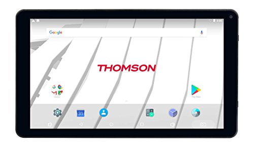Thomson Tablette détachable 2en1 HERO10RK-1BK16 - 10,1' Gris - Windows 10 Home - 1 Go de RAM - 16 Go de stockage - Android 7.1