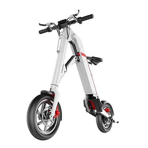 Mini-vhicule-lectrique-Intelligent--la-mode-Trottinette-Tricycle-lectrique-Vlo-lectrique-pliable-et-portable